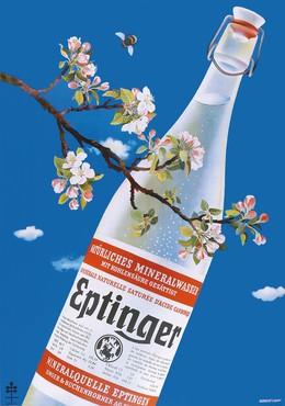 Eptinger Mineral Water, Herbert Leupin