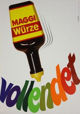 Maggi seasoning, Hans Looser