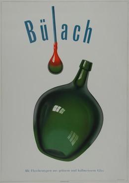 Bülach – Alle Flaschentypen aus grünem und halbweissem Glas, Peter Birkhäuser