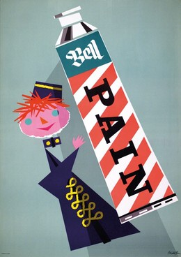 Bell PAIN, Donald Brun
