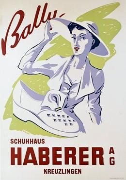 Bally – SCHUHHAUS HABERER AG KREUZLINGEN, Gerold Hunziker