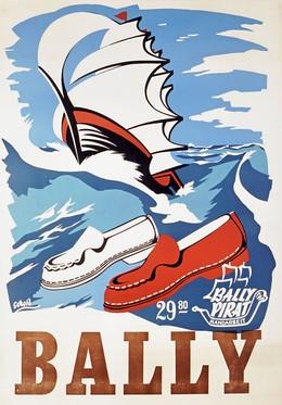 Bally Shoes, Gerold Hunziker