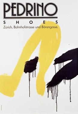PEDRINO Shoes Zürich Bahnhofstrasse und Bärengasse, Peter Marti