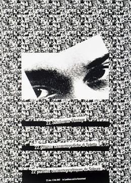 22. Solothurner Filmtage – 22. giornate cinematografiche di Soletta – 22è journées cinématographique de Soleure 1987, Werner Jeker