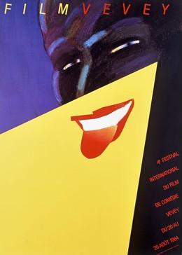 FILM VEVEY – Festival Int. du Film de Comédie Vevey 1984, Werner Jeker
