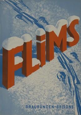 FLIMS – Graubünden – Grisons, Jules Geiger