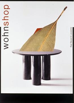Wohnshop Lausanne, Werner Jeker