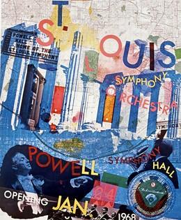 St. Louis Symphony Orchestra, Robert Rauschenberg