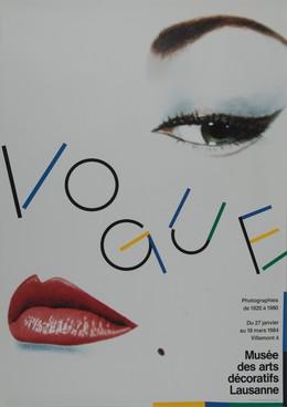 Musée des arts décoratifs Lausanne – Vogue, Werner Jeker