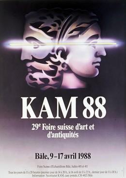 KAM – Kunst- & Antiquitätenmesse Basel, GGK Basel
