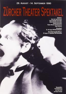Zürcher Theater Spektakel 1990, Artist unknown