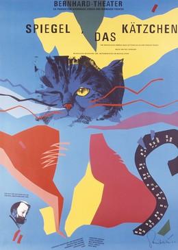 Bernhard-Theater Zürich – Spiegel das Kätzchen, K. Domenic Geissbühler