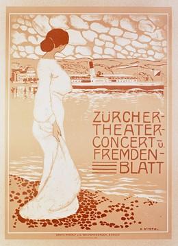 Zürcher Theater Concert (Reprint), Edouard Stiefel