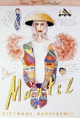 Cityhaus Mantel Fashion Store – Paris, Rémy Fabrikant