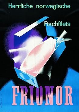 Frionor, Fritz Bühler