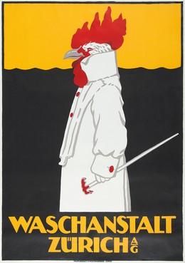 Waschanstalt Zürich AG, Robert Hardmeyer