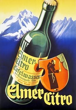 Elmer Citro, Carl Franz Moos