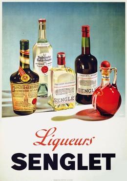 Liqueurs SENGLET, Edi Hauri