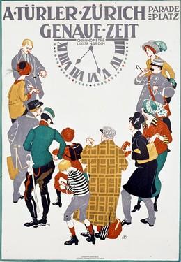 A. Turler – Zurich – Exact Time, Burkhard Mangold