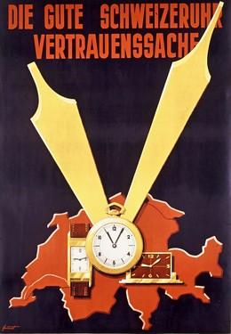 Die gute Schweizer Uhr – Vertrauenssache, Noël Fontanet