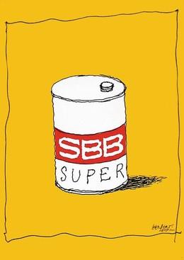 SBB – Super, Herbert Leupin