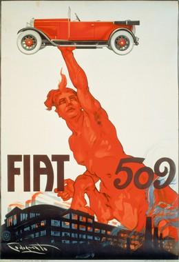 Fiat 509 – Il Centauro, Plinio Codognato