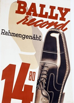 Bally Shoes, Reynold Vuilleumier