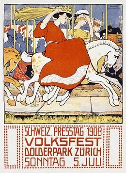 Swiss peolples fair – Dolder Zurich, Edouard Stiefel