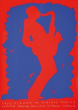 Jazz Willisau – Sunny & David Murray, Niklaus Troxler