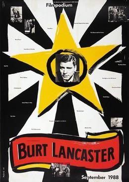 Filmpodium Zürich – BURT LANCASTER, Paul Brühwiler