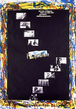 Filmpodium Zürich – 10 Jahre Filmpodium – Die zehn wichtigsten Filme von 1983 – 1993 und andere Jubiläumsprogramme, Paul Brühwiler