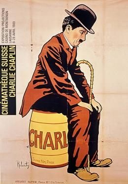 CINÉMATHÈQUE SUISSE – Charlie Chaplin, Werner Jeker