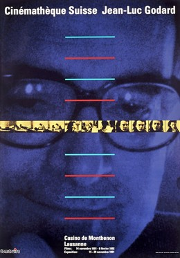 Cinémathèque Suisse – Jean-Luc Godard 1991-1992, Werner Jeker