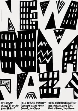 Jazz Willisau – New N.Y. Jazz, Niklaus Troxler