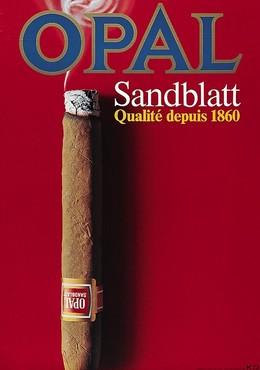 OPAL Sandblatt – Qualité depuis 1860, Edgar Küng