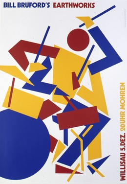 Jazz Willisau – Bill Bruford's Earthworks, Niklaus Troxler