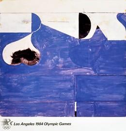 Los Angeles 1984 Olympic Games, Richard Ciebenkorn
